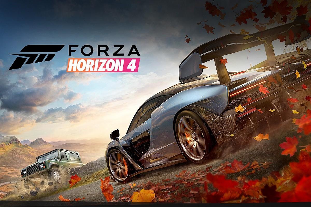 Óriási siker a Forza Horizon 4