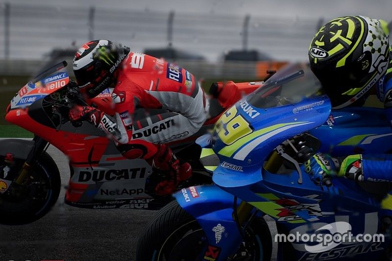 Tres españoles, entre los primeros semifinalistas de los eSports de MotoGP