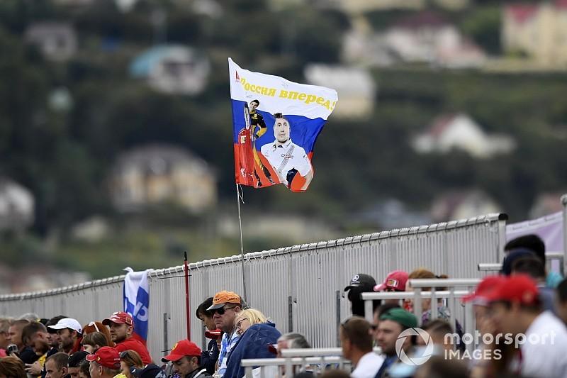 Oroszország 10 éven belül hazai csapatot indítana az F1-ben