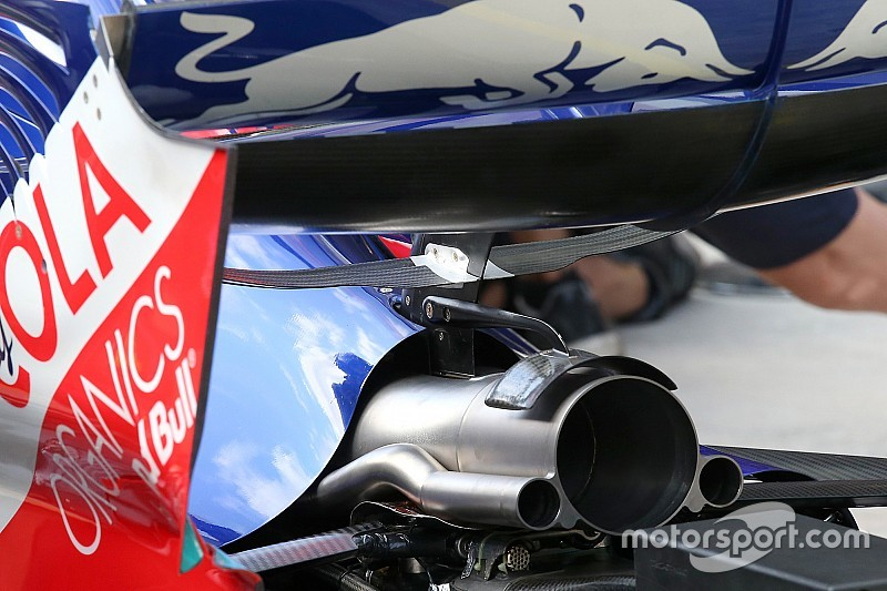 F1 Tech Review How Toro Rosso S Adaptability Helped Boost Honda