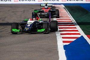 Sochi GP3: Beckmann son tur hamlesiyle galibiyete uzandı