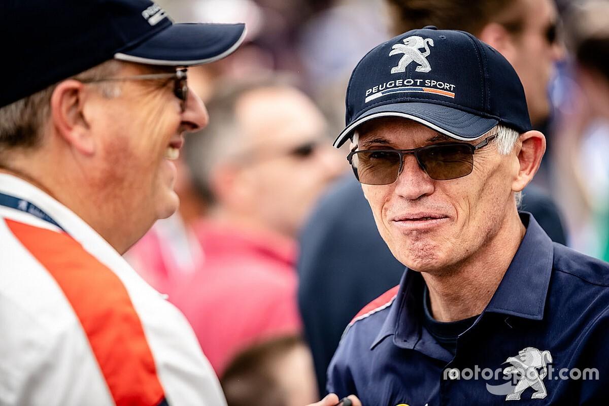 Chefe da Peugeot Citroën dará bandeirada inicial das 24h de Le Mans