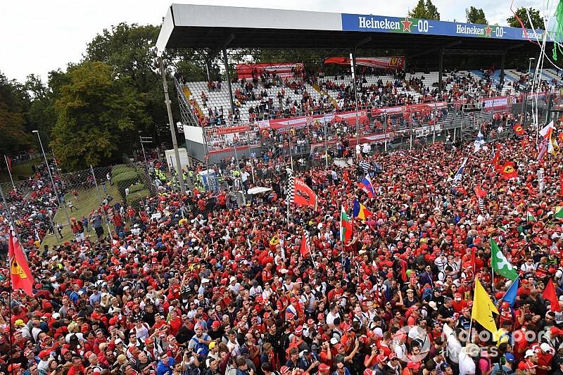 Monza hamarosan megmenekülhet a Forma-1-ben