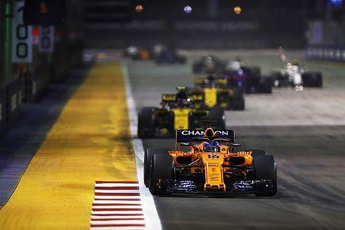 Alonso: Singapur to dla nas wyjątek