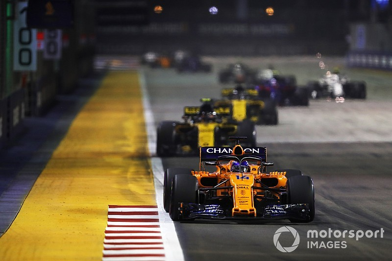 "Alonso expects ""magical"" race to be a one-off for McLaren"