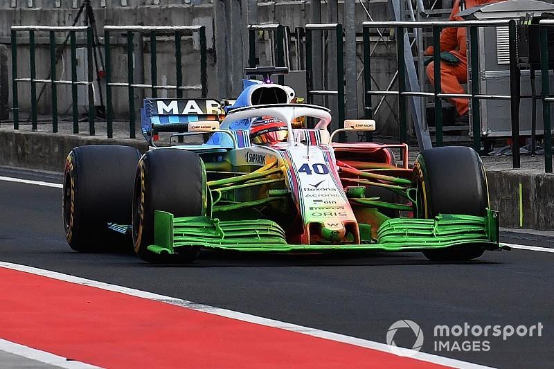 Kubica, Williams'la yaptığı uzun sürüşlerden çok memnun