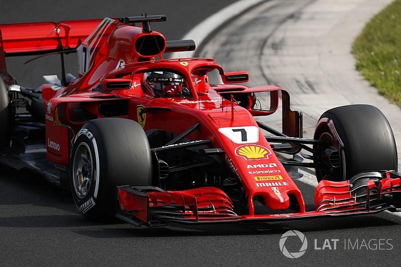 Test Hungaroring: la Mercedes svetta, ma è la Ferrari ad impressionare