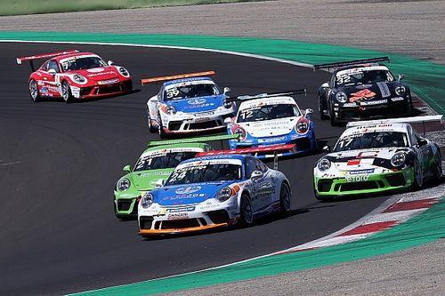 Carrera Cup Italia, Vallelunga: definitiva la classifica di gara 2