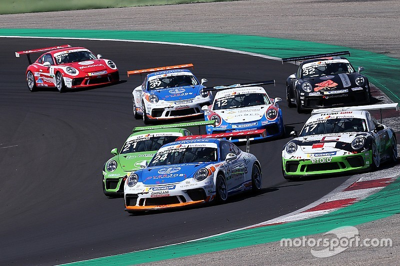 Carrera Cup Italia, Vallelunga: definitiva la classifica di gara 2