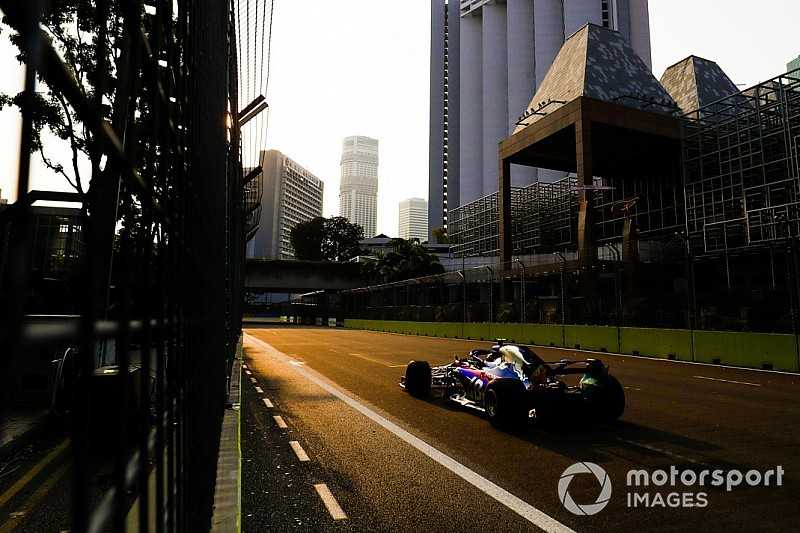 Formel 1 Singapur 2018: Das 3. Training im Formel-1-Liveticker