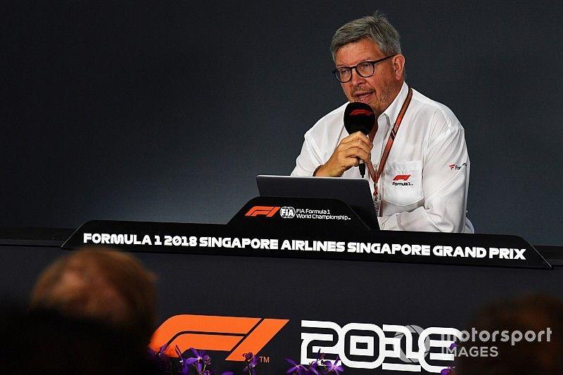 Brawn dice que el DRS podría seguir en la F1 en 2021