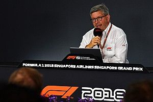 Brawn says DRS could stay in Formula 1 in 2021