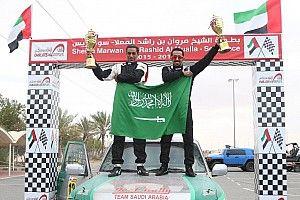فريق سعودي من ذوي الاحتياجات الخاصة سيشارك في باخا الأردن