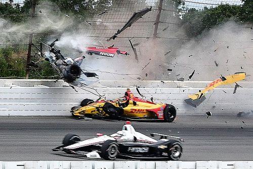 Massa's IndyCar safety debate escalates on Twitter