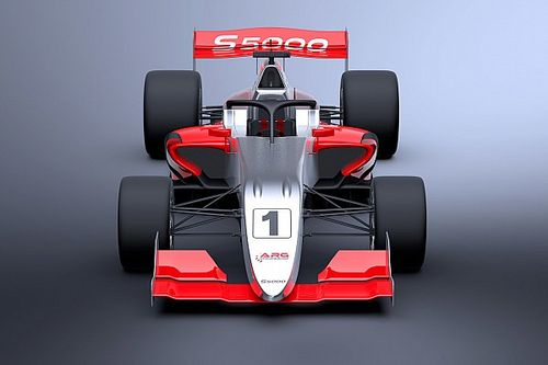 S5000, kejuaraan single-seater baru bermesin V8