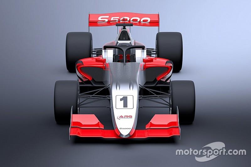 S5000, kejuaraan single-seater baru bermesin V8