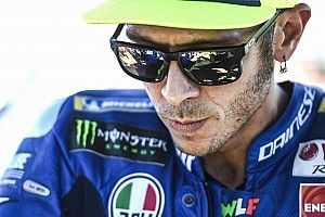 Rossi underwhelmed by first '19 Yamaha engine tryout