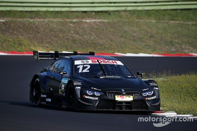 """Zanardi rijdt 300 ronden tijdens DTM-test: """"Fysiek erg uitdagend"""""""