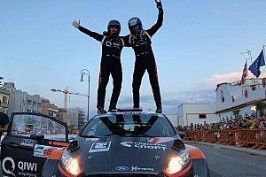 Лукьянюк досрочно стал чемпионом Европы по ралли