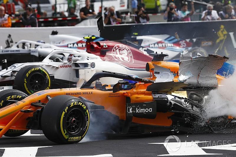 Massa très critique sur les standards de sécurité de l'IndyCar
