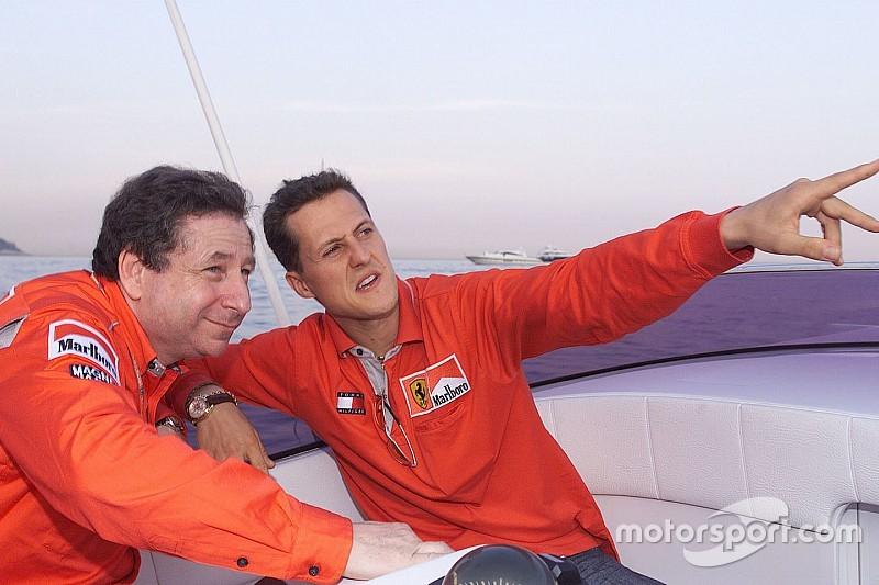 Тодт: Я был у Шумахера в ноябре, мы вместе смотрели Гран При Бразилии
