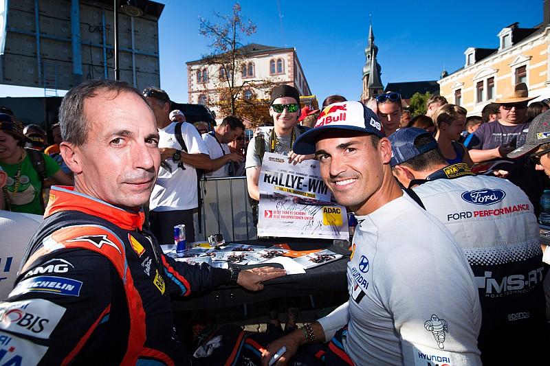 """Sordo: """"Me gustaría seguir en el WRC"""""""