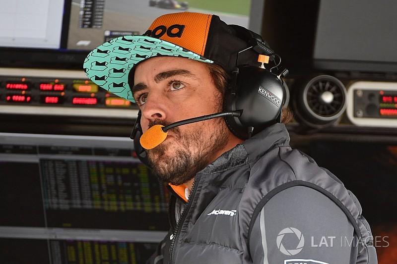Alonso már nem akar foglalkozni a Red Bullal