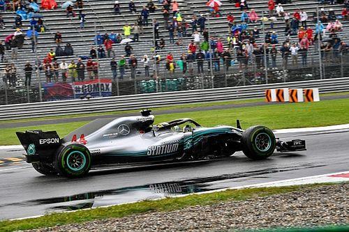 Hamilton: Ferrari'ye yakınız