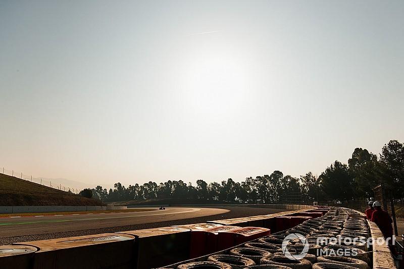 Розклад роботи пілотів на других зимових тестах Формули 1 у 2019 році