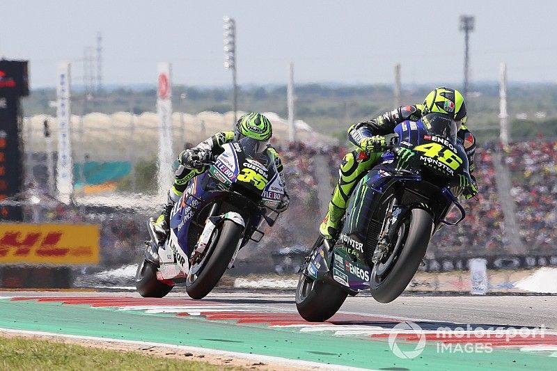 """Crutchlow regrets """"big missed opportunity"""" with COTA crash"""