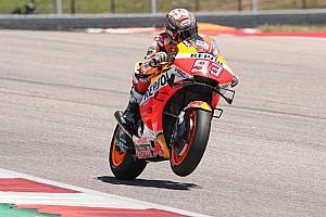 Худшая гонка для Honda с 2002 года. Интересная статистика Гран При Америк MotoGP