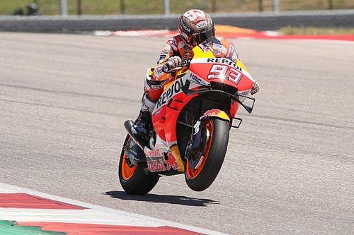 Marquez: Honda rozwiązała problem wypadku w Austin