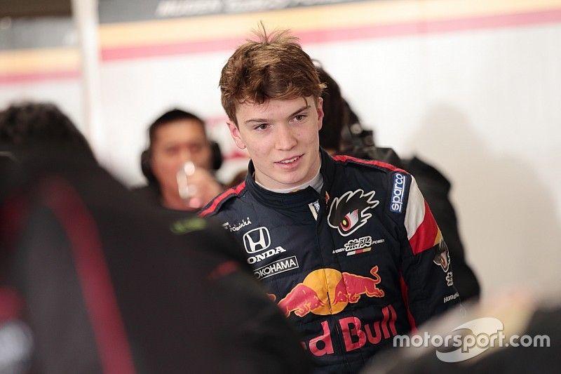 Ticktum apunta a probar con Red Bull en 2019