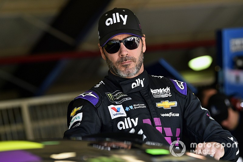Jimmie Johnson tops first NASCAR Cup practice at Texas