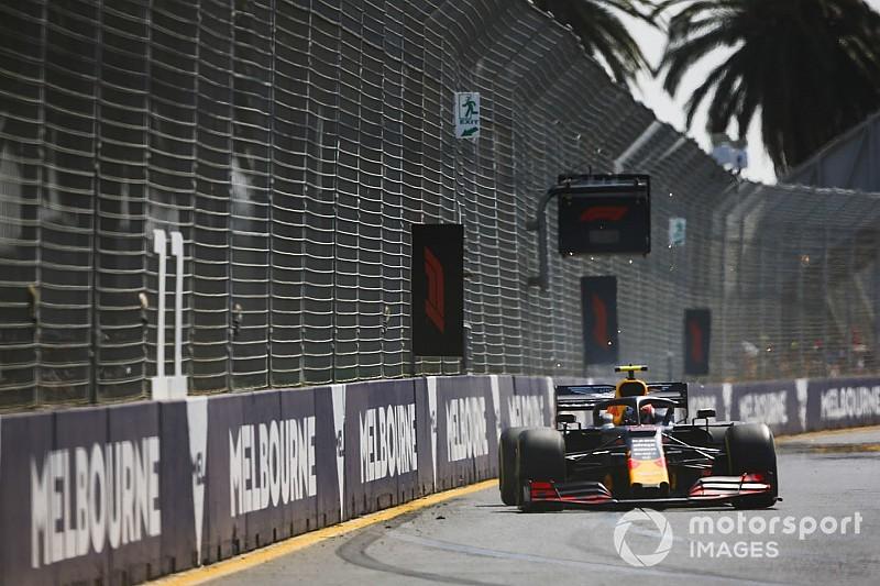 У Red Bull неприємно здивовані відставанням від Mercedes