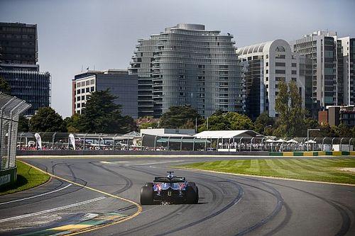 Melbourne reconsidera hacer cambios a la pista