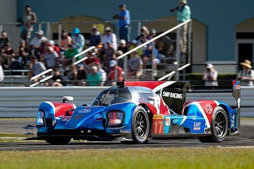 SMP Racing przed Toyotą