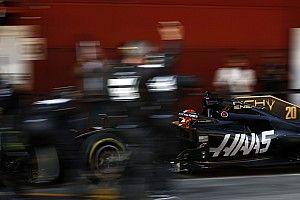 Grosjean, Haas'ın 2019'da güçlü performansını korumasını umuyor