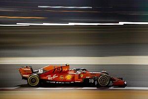 Silnik Leclerca dopuszczony na GP Chin
