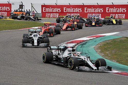 中国大奖赛:汉密尔顿超车制胜,第六次称雄上海