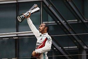 Las estadísticas de China: Hamilton, a 16 victorias de Schumacher