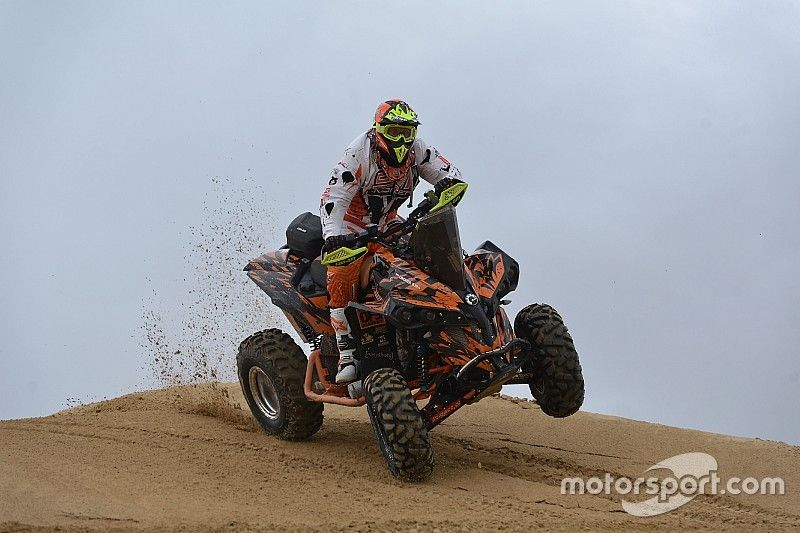 Lindner debiutuje w Abu Dhabi Desert Challenge