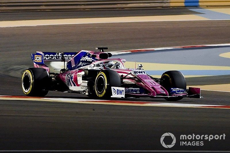 "Perez: Bahrain ""exposing limitations"" of Racing Point F1 car"
