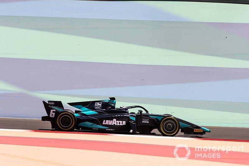 Bahrain F2: Williams junior Latifi wins opener