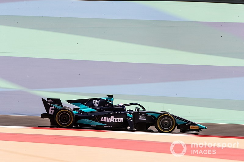 Bahrain F2: Williams junior Latifi wins opener