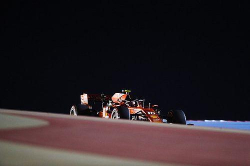 La grille de départ du GP de Bahreïn