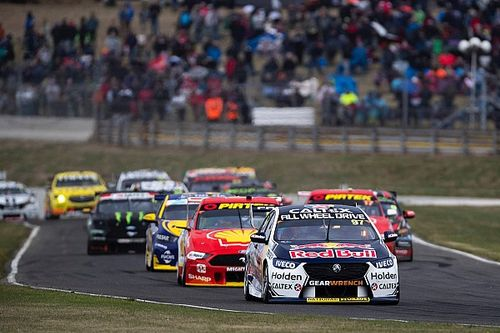 2021 Supercars Tasmania SuperSprint session times and preview