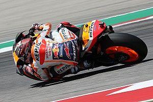 Маркес выиграл у Росси и Кратчлоу квалификацию MotoGP в Остине