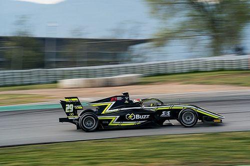 FIA F3バルセロナテスト:タイム結果