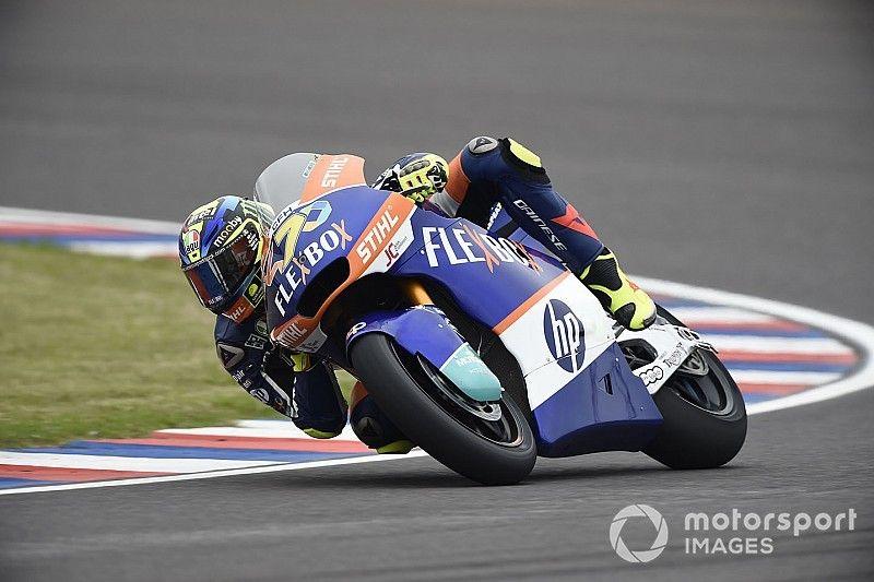 Baldassarri repite triunfo en Moto2
